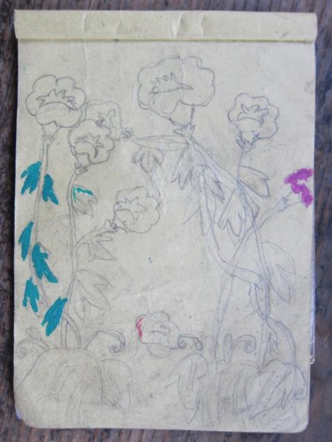 独小二年级画画比赛